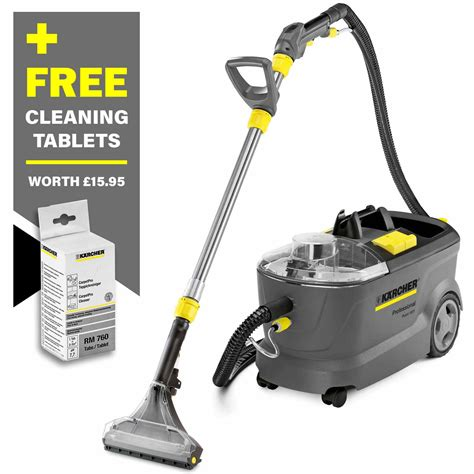 Karcher Upholstery and Extraction Cleaners