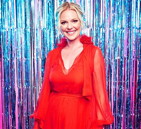 Katherine Heigl Reveals She Gained 50 Pounds in Her