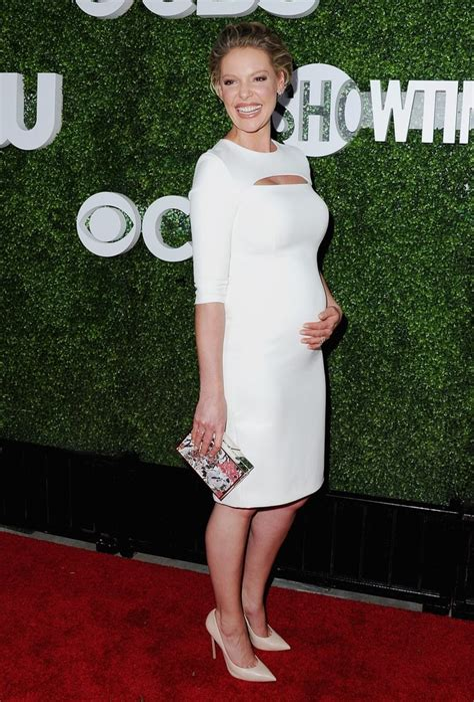 Katherine Heigl and Josh Kelley on Red Carpet August 2016