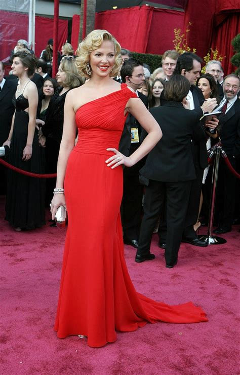Katherine Heigl continues to underwhelm on the red carpet