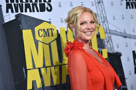 Katherine Heigl s CMT Music Awards Look Is Just Fine