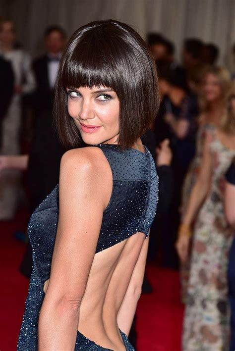 Katie Holmes Skincare Tips On and Off the Red Carpet