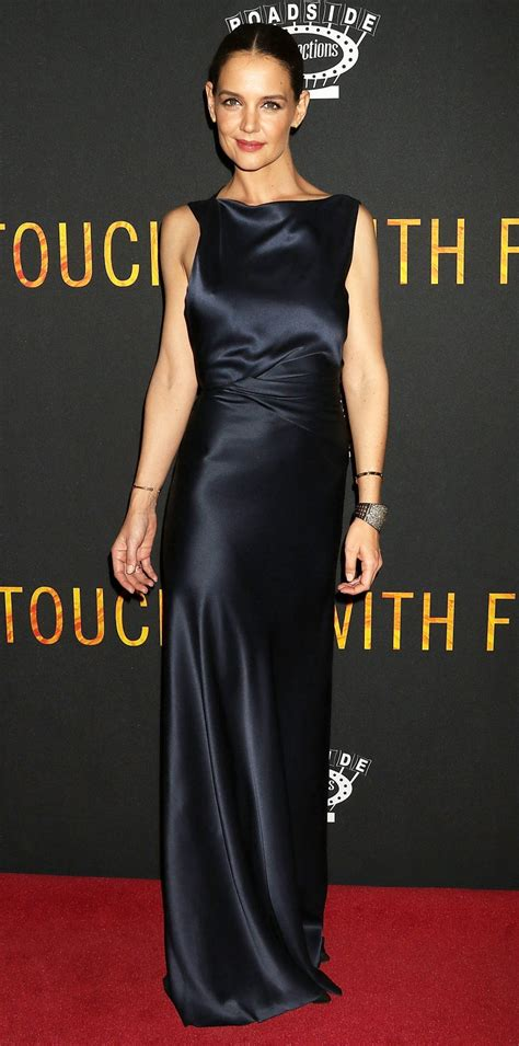 Katie Holmes s Red Carpet Style