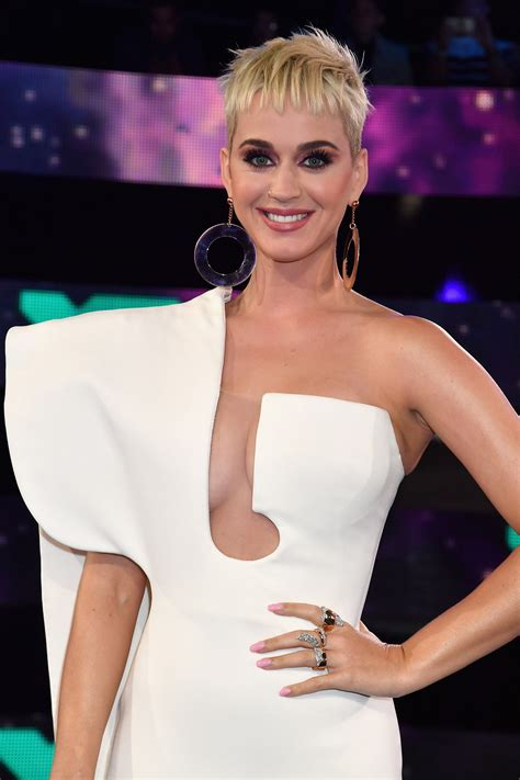 Katy Perry s MTV Video Music Awards Red Carpet Beauty