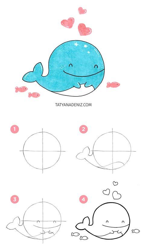 Kawaii Drawings Kawaii Art and Lessons with Tatyana Deniz