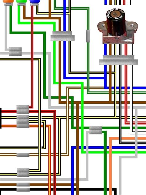 kawasaki wiring diagrams images kawasaki motorcycle diagrams kawasaki wiring diagram and