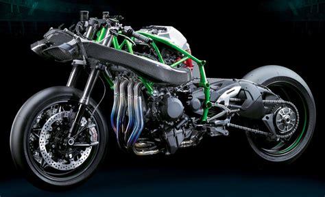Kawasaki Ninja H2 and H2R Common Tread RevZilla