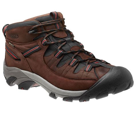 Keen Men s Targhee II Mid WP Hiking Boots Amazon ca