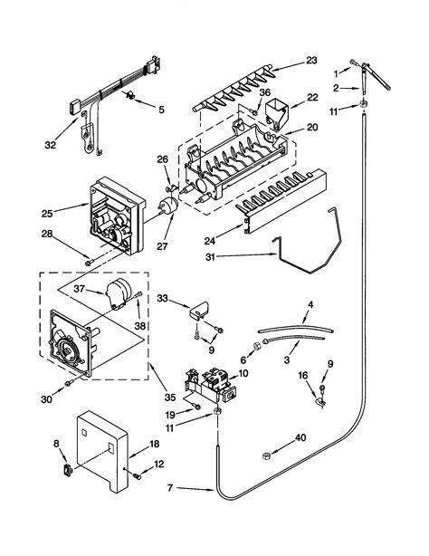 wiring diagram kenmore ice maker wiring image kenmore refrigerator ice maker wiring diagram images ice maker on wiring diagram kenmore ice maker