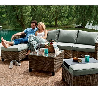 Key Largo Modular Outdoor Furniture Collection True Value