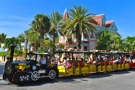 Key West Tours Key West Sightseeing with Conch Tour Train