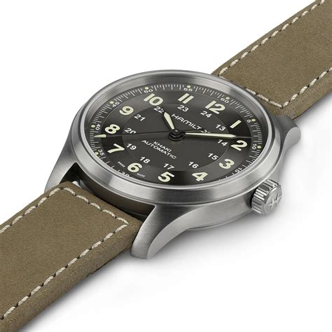 Khaki Field Men s Hamilton Watches