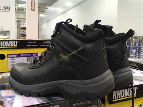 Khombu Men s Leather Boot costco