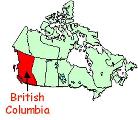 KidZone Geography British Columbia
