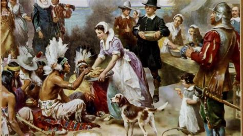 Kids History The First Thanksgiving Video History of
