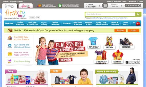 Kids Online Shopping Baby Care Products online India