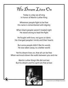 Kids Poems for Black History Month Woo Jr Kids Activities