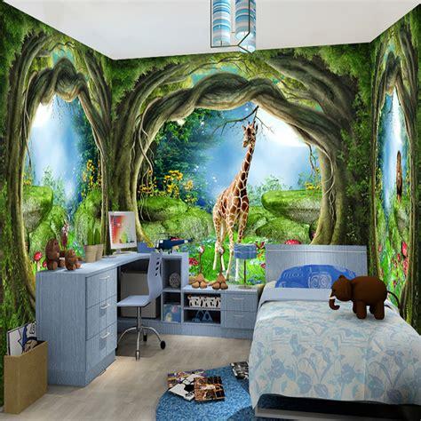Kids Room Wall Murals Theme Wallpaper