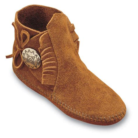 Kids Shoes Minnetonka Moccasin