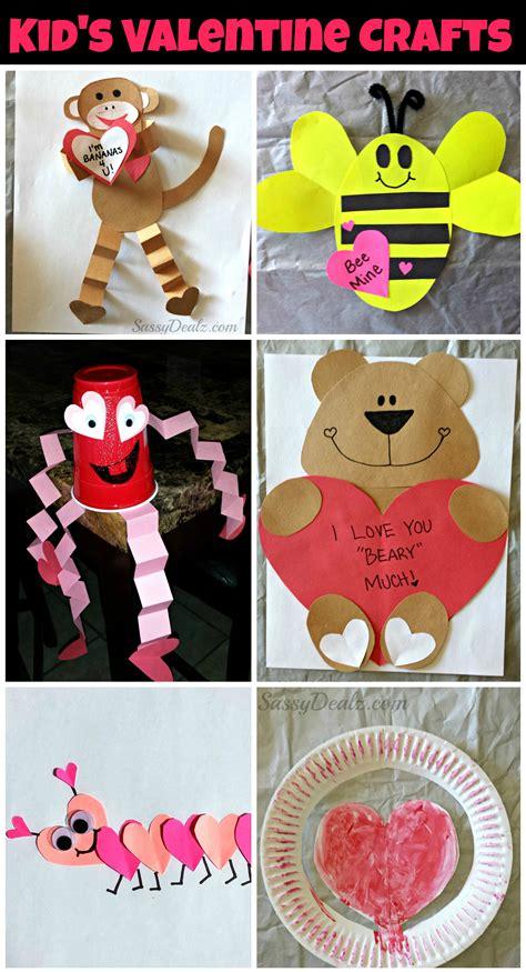 Kids Valentines Craft