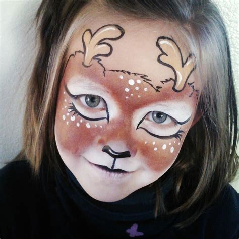 Kids face painting face painting examples animal face