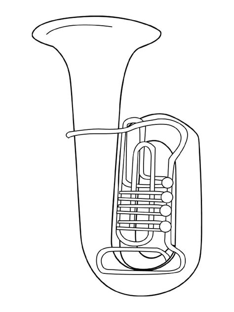 Kids n fun 62 coloring pages of Musical Instruments