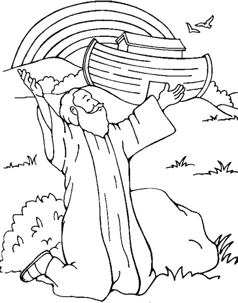 Kidz Under Construction Bible Story Coloring Pages