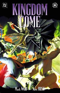 Kingdom Come comics Wikipedia