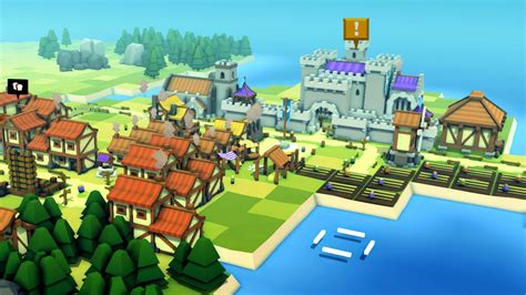 Kingdoms and Castles Is A Very Fun City Building Game Kotaku