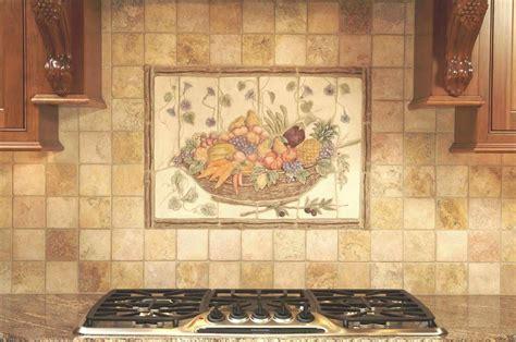 Kitchen Backsplash Ideas Tile Murals Decorative Tile and
