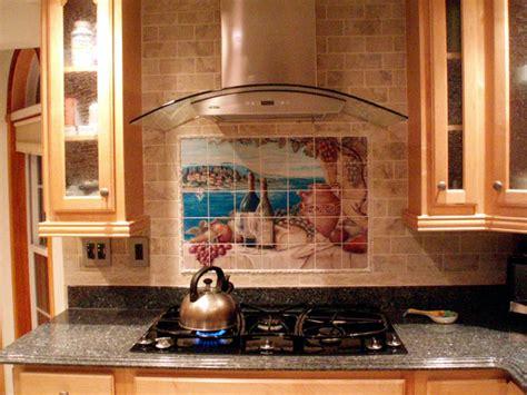 Kitchen Backsplash Tile Murals The Tile Mural Store USA