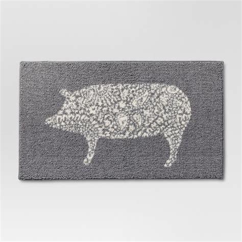 Kitchen Rug Pig Threshold Target