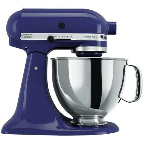 KitchenAid KSM150PSBU Artisan Series 5 Qt Stand Mixer