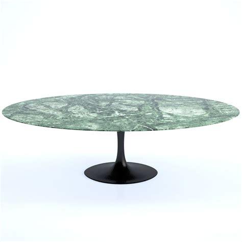 Knoll Saarinen Oval Coffee Table Alteriors