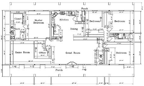 Kodiak Steel Homes Customize Your Floor Plan