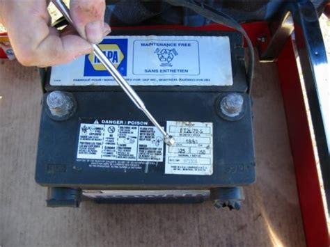 kubota g1900 wiring diagram images kubota zero turn wiring kubota battery basics orangetractortalks