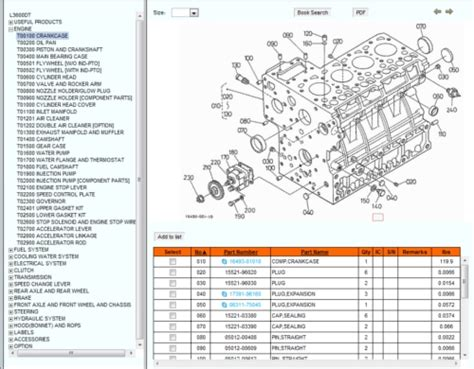 kubota b7800 wiring diagram images wiring diagram kubota b2620 on kubota s online illustrated parts catalog orangetractortalks