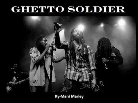 Ky Mani Marley Ghetto Soldier YouTube
