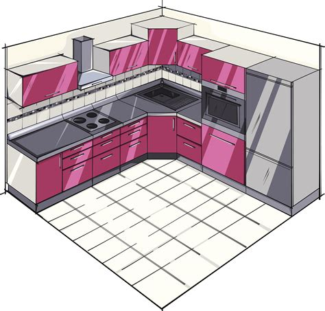 L Shaped Kitchen Layout With Wall Oven l shaped kitchen designs with wall oven images. timonium l shaped