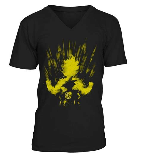 L univers Saiyan T shirts dragon ball Z