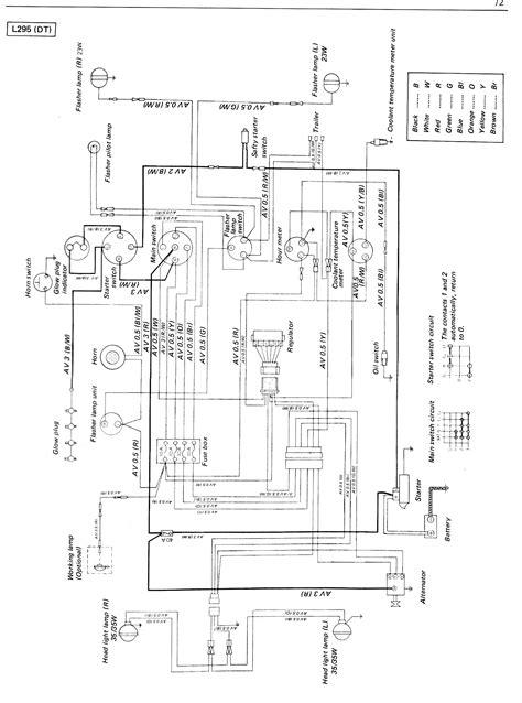 kubota dynamo wiring diagram images bike dynamo diagram bike l285 kubota alternator wiring diagrams wiring diagram