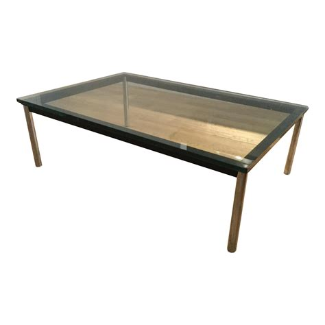LC10 Coffee Table Contemporary Coffee Tables by zopalo