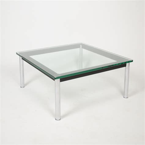 LC10 Square Low Table Design Within Reach