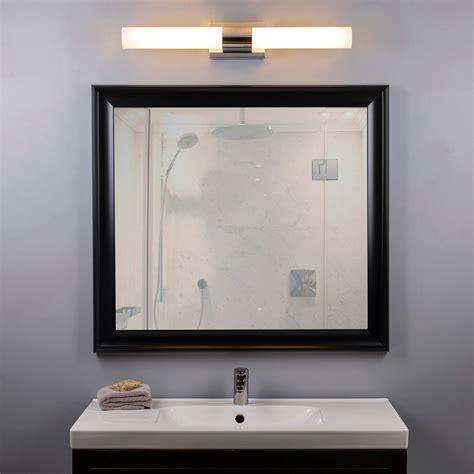 LED Bathroom Lighting Bathroom LED Light Fixtures
