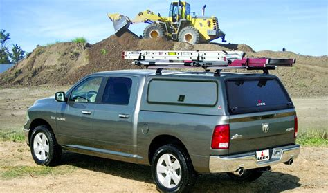 LEER Truck Accessories turns your pickup truck into the