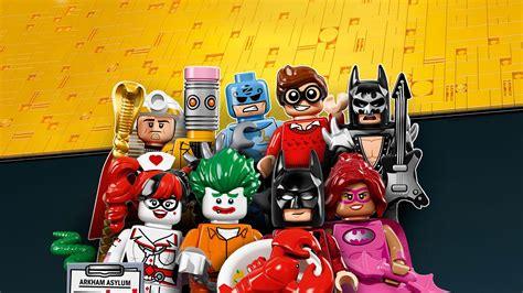 LEGO Batman Movie Easter Eggs Villains Heroes Collider