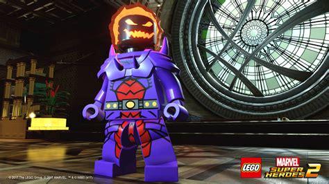 LEGO Marvel Super Heroes 2 Revealed Screen Rant