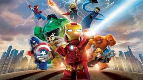LEGO Marvel Super Heroes GameSpot