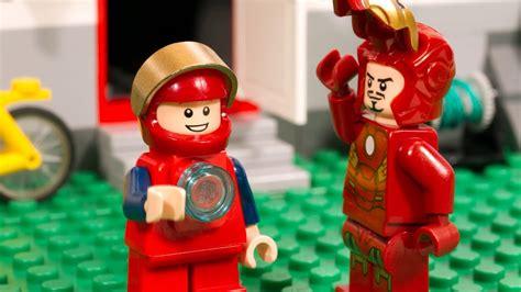 LEGO Marvel Super Heroes Iron Man YouTube