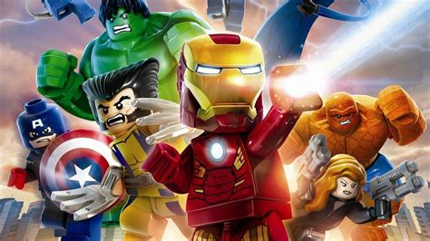 LEGO Marvel Super Heroes Review IGN